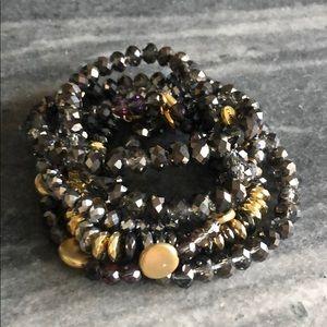 Gold/black Erimish Stack